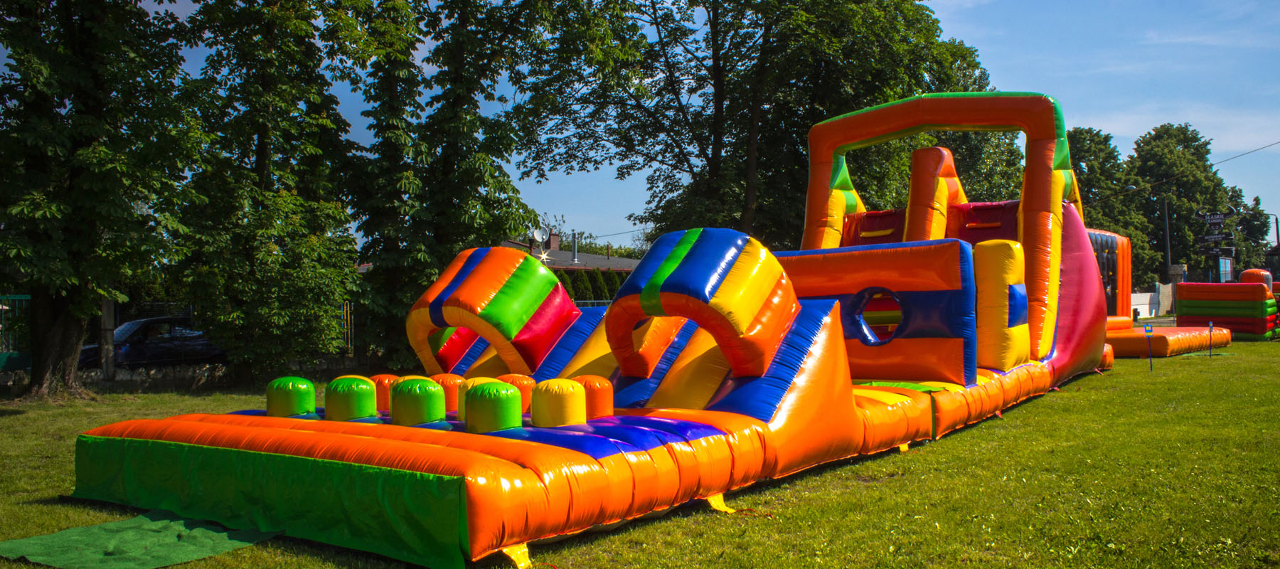 Spokane Bounce House Rental